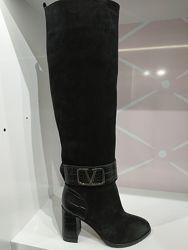 Сапоги осень зима  обувь VENISON VALIENTE