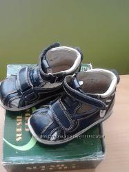 Ортопедические туфли  23р- 14см стелька