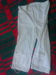 Штаны лето, брюки для беременных 100 котон