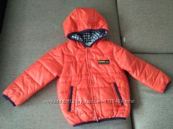 Демисезонная теплая куртка Richie House 3-4 года.