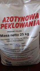 Нитритная соль 25 кг