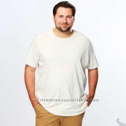 Мужские футболки. Хлопок. Размер XXXL 56-60. Большой размер