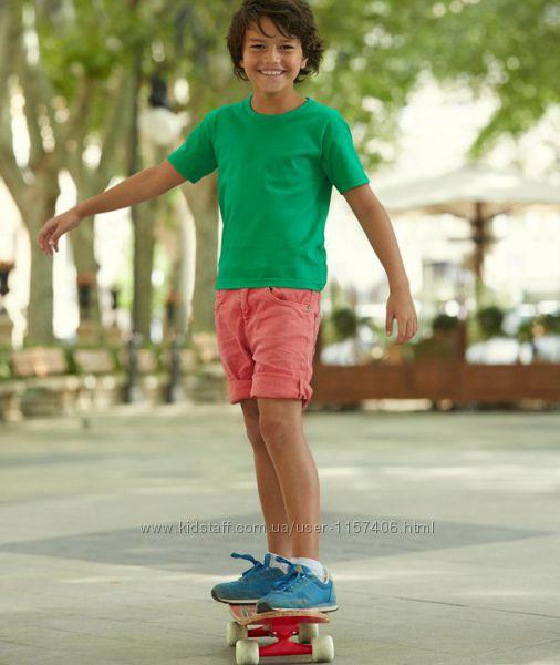Футболка для мальчика. Выбор цвета.