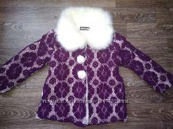 Красивенное пальтишко для девчули