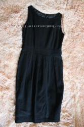 Черное фактурное платье atmosphere 1240