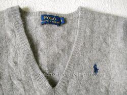 Шерстяной свитер  Ralf Lauren 6-7 лет