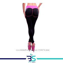 16ae2d7bb7c40 Леггинсы для фитнеса пуш-ап, 450 грн. Женские спортивные штаны ...