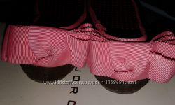 Продам наши нарядные туфельки-балетки