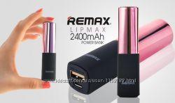 Power Bank Lipmax для девушек в виде помады