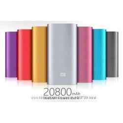 Зарядное устройство Xiaomi MI 20800 mAh Power Bank павербанк