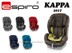 Автокресло Espiro Kappa  123- 9-36 кг