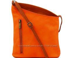 Сумка женская клатч tuscany leather италия100 кожа оригинал d025b6698adc7