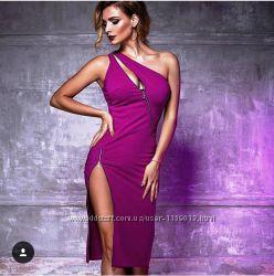 Платье украинского дизайнера NatashaManak размер 42-44 замшевое полотно