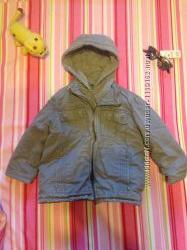 DEBENHAMS куртка 5лет 110см