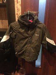 Зимняя куртка на мальчика lenne р-110-116