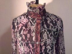 Кружевная блуза Италия
