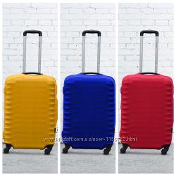 Защитные чехлы на чемоданы из неопрена XS, S, M, L