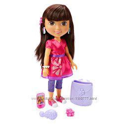 Большая Кукла Даша Дора Путешественница 35см