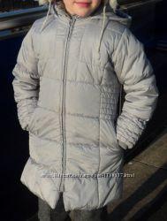 Зимнее пальто Marks & Spenser для девочки 9-10 лет