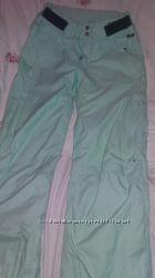 Качественные теплые лыжные штаны с ветрои водозащитой 10000 Protest M