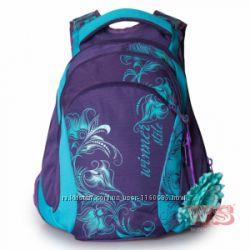 Подростковый фирменный рюкзак для девочки