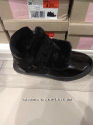 Демисезонные ботинки для девочек Nelli blu