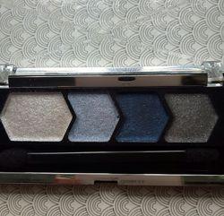 Компактные тени для век 4-цветные Maybelline Silk Glam by EyeStudio