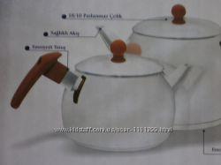 Заварочный чайник из нержавеющей стали.