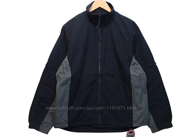 Куртка 2в1 ветровка мужская бренд Port Authority Америка р. М