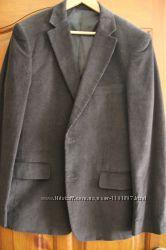 Вельветовый пиджак Top Secret 50размер