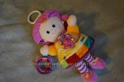 Lamaze Кукла, куколка, девочка, подвеска, погремушка
