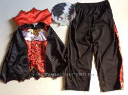 Карнавальный костюм Дракулы 3-4, 5-6, 7-8 , 9-11лет