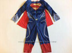 Карнавальный костюм Супермена 3-4 года