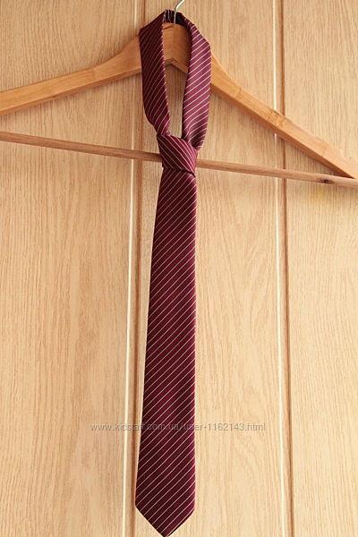 галстуки узкие модные