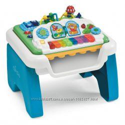 Столик CHICCO MODO двухсторонний пианино