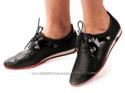 Кеды, туфли, мокасины, перфорация