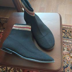 Мягкие, трикотажные, ботинки, Zara Girls