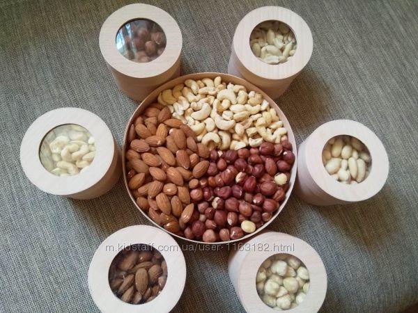Орешки в ЭКО упаковке