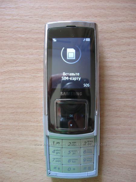 Мобильный телефон Samsung SGH-E950 слайдер