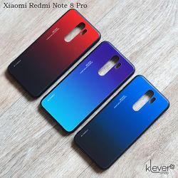 Чехол с градиентом для Xiaomi Redmi Note 8 Pro, Note 8, Redmi 8, 8A, Mi A3