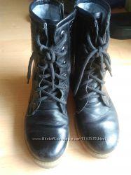 Зимние ботинки 34 р