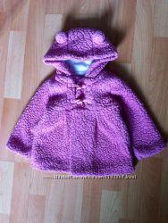 Теплое пальтишко 12-18, будет дольше