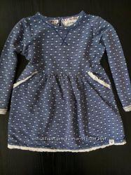 Стильное платье на 2-3годика
