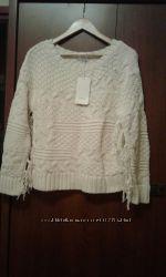 Новый шикарный свитер Zara размер М-Л