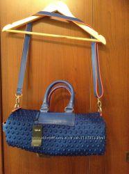 Новая стильная синяя сумка ТМ Splash