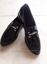 Новые модные лаковые туфли ТМ Мах 37, 38, 40 и 42 размеры