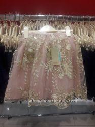 Новая нарядная шикарная юбка Monsoon на 5 лет Accessorize