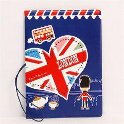Обложка на паспорт Лондон