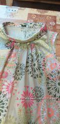 Цветное платье, S38,