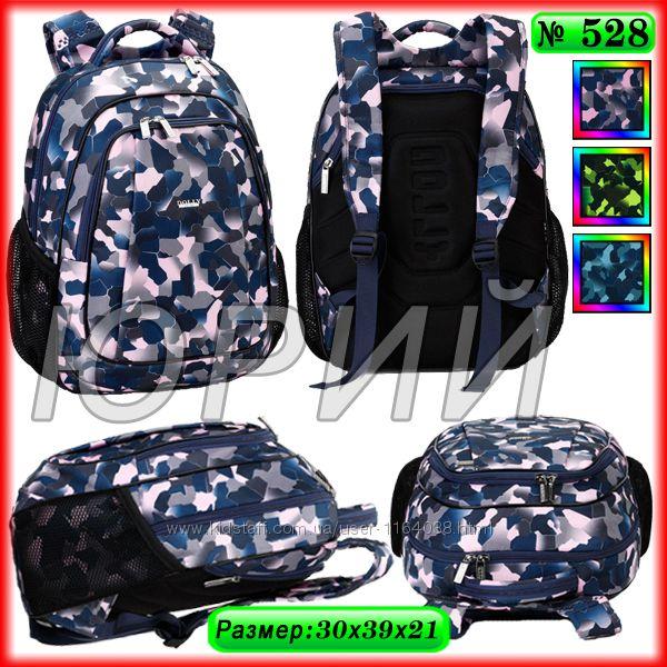 Школьный рюкзак Dolly 528.